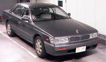 Nissan Laurel C33